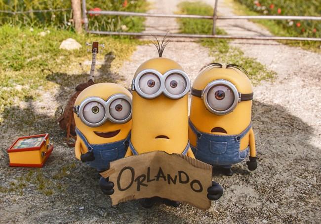 Minions-Orlando