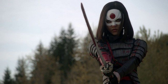 Rila-Fukushima-as-Katana-in-Arrow